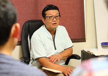 渋谷鍼灸治療院 院長 佐藤 直史先生